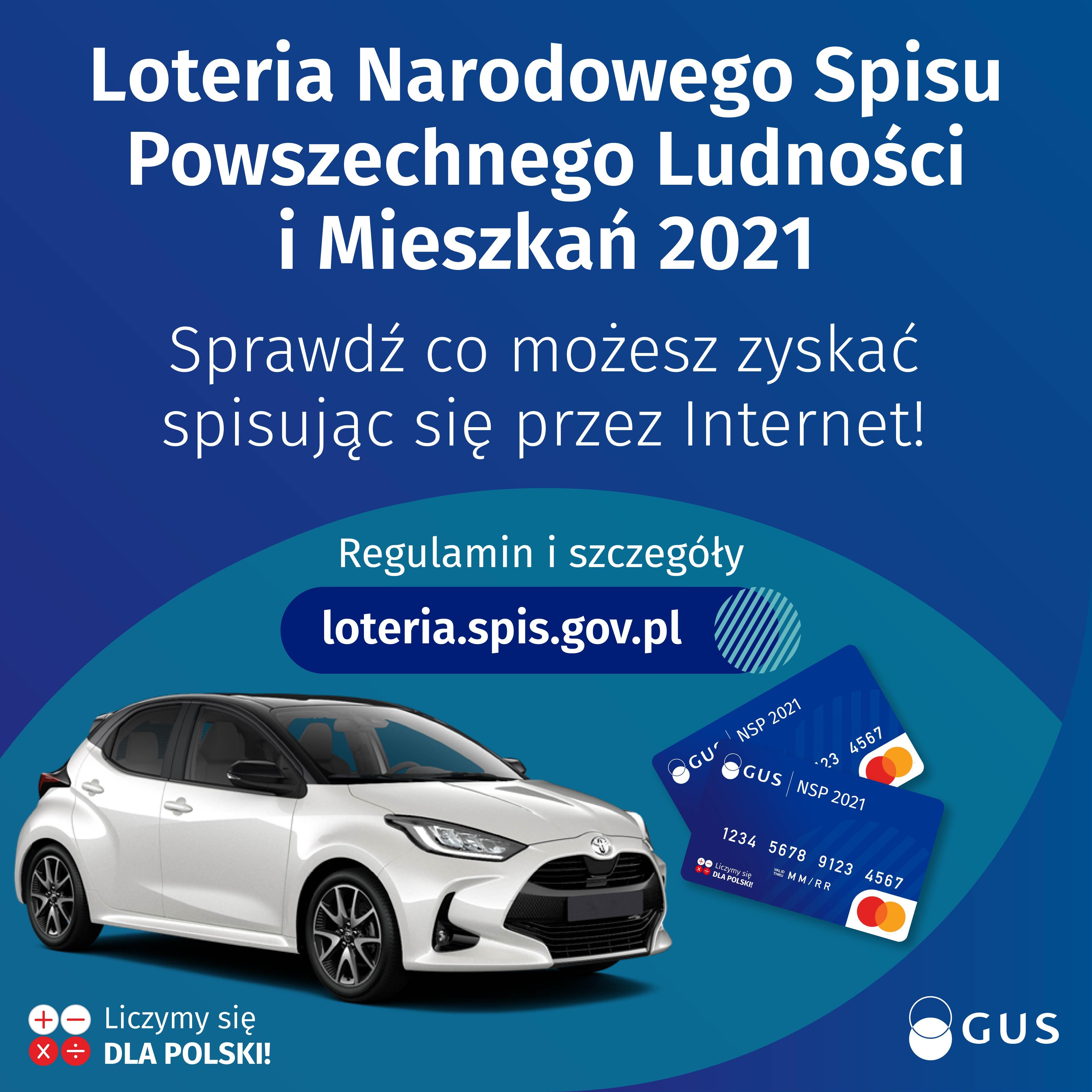 Ilustracja do informacji: Spisz się dla Polski. Masz czas do 30 września!